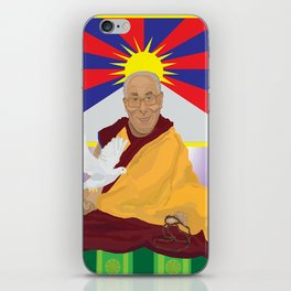 His Holiness iPhone Skin