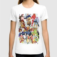 teen titans T-shirts featuring Teen Titans by poopsmoothie