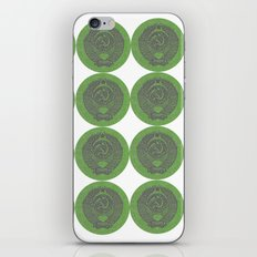 SSSR  iPhone & iPod Skin