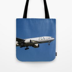 Pakistan International Airlines Boeing 777 Tote Bag