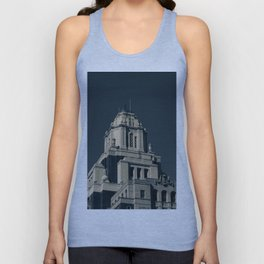 DAY FOR NIGHT Unisex Tank Top
