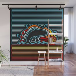 Island Hopping Wall Mural