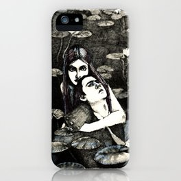 Nixie iPhone Case