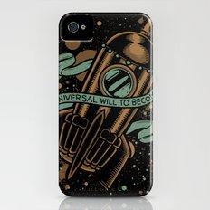 sirens of titan - vonnegut Slim Case iPhone (4, 4s)
