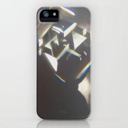 Window Rainbows no.2 the square iPhone Case