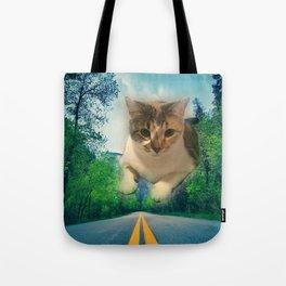Super Kitty Tote Bag