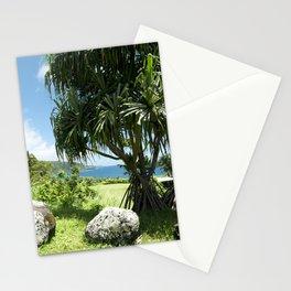 Keanae Point Maui Hawaii Stationery Cards