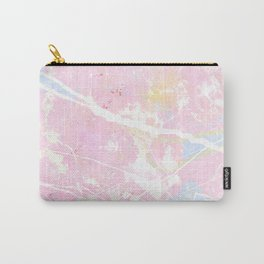 Pastel Candy Pollock marble Carry-All Pouch