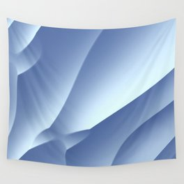 Snow Drift Wall Tapestry