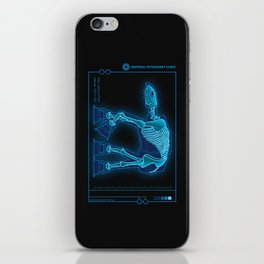 At-At Anatomy iPhone Skin