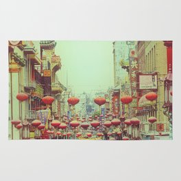 Down with Chinatown Rug