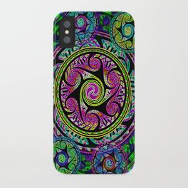 Celtic Sphere Knotwork iPhone Case