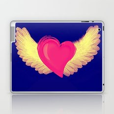 Retro Amore Laptop & iPad Skin
