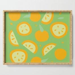 Tropical - Citrus Serving Tray