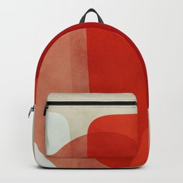 shapes modern abstract Backpack
