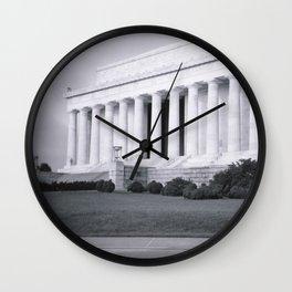 Resolve - Washington, DC Wall Clock