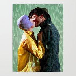 Singin' in the Rain - Green Poster