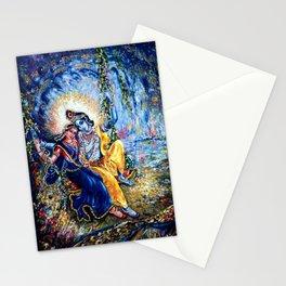 Krishna Leela Stationery Cards