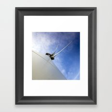 Energie Framed Art Print