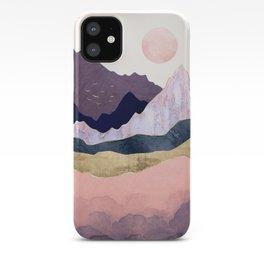 Mauve Mist iPhone Case