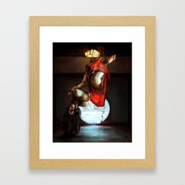Clover No.3 Framed Art Print