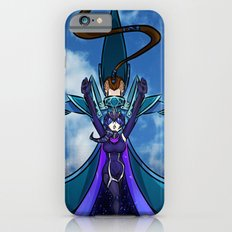 Starry Cerulean Skies iPhone 6s Slim Case