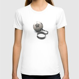 Soccer Prisoner T-shirt