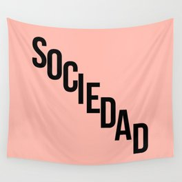 SOCIEDAD FLAG Wall Tapestry