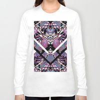 geo Long Sleeve T-shirts featuring Geo  by Elena Belokrinitski
