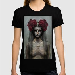 Day of the Dead Bride T-shirt