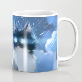 Made of moon Coffee Mug