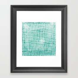 Transparency  Framed Art Print