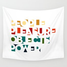 PPOP Wall Tapestry
