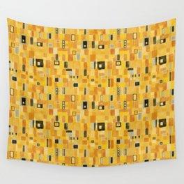 Klimt Pattern Wall Tapestry
