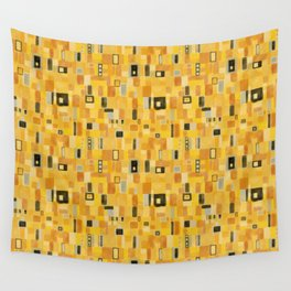 Klimt Pattern Wall Tapestry