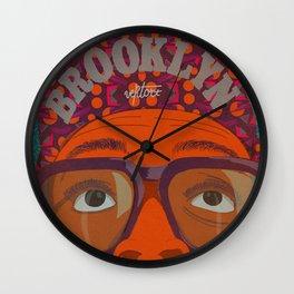 Mars Blackmon Wall Clock