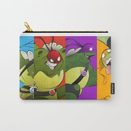 TMNT Ninja Turtles Carry-All Pouch