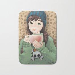 I Luv Coffee Bath Mat
