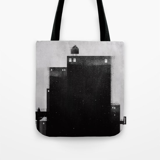 City steps Tote Bag