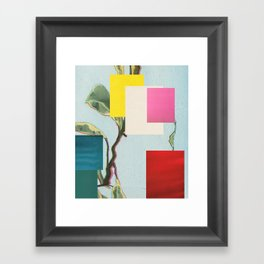 Untitled 20170722t (Arrangement) Framed Art Print
