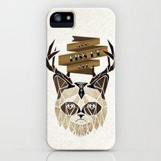 grumpy cat iPhone (5, 5s) Slim Case