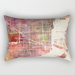 Miami Rectangular Pillow