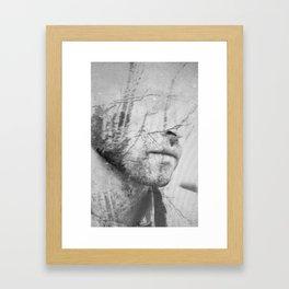 By Choosing A Human Life... Framed Art Print