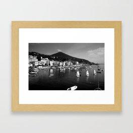 Rio Marina Framed Art Print