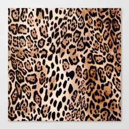 SAFARI LEO Canvas Print
