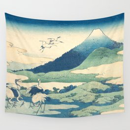 Mount Fuji Wall Tapestry