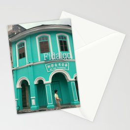 Heritage Building At George Town Stationery Cards