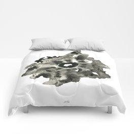 Watercolor Stump Comforters