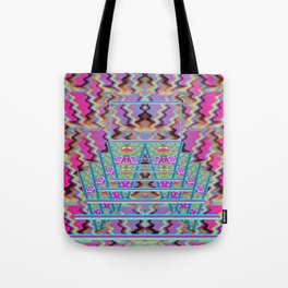 Astral Planes and What Not Tote Bag