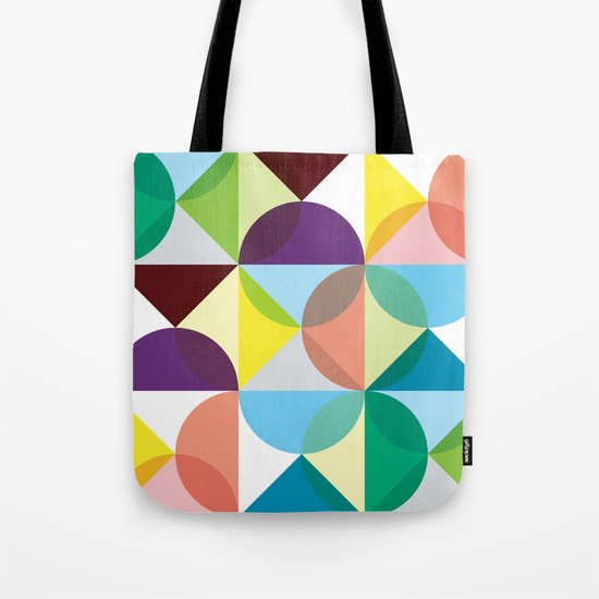 Geometry for Modern Houses (2010) Tote Bag